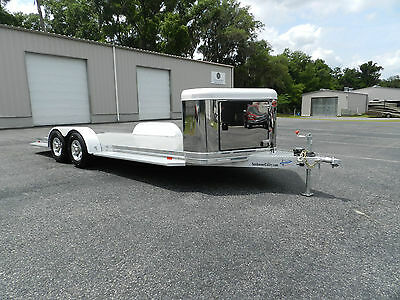 2017 Sundowner 21' Car Hauler