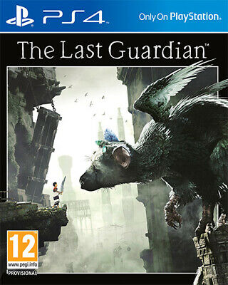 The Last Guardian PS4 Playstation 4 SONY COMPUTER ENTERTAINMENT