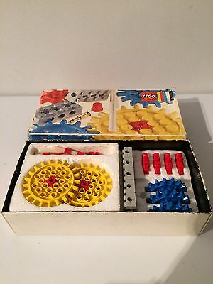Vintage Boxed Lego Systems 802 Set