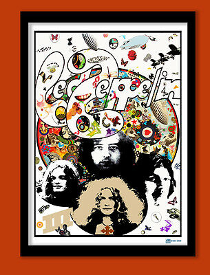 LED ZEPPELIN POSTER . LED ZEPPELIN III PROMO LARGE B2 (50X70 cm) PRINT
