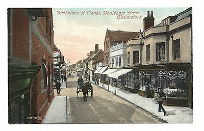 Birthplace of Tindal, Moulsham Street, Chelmsford, Essex