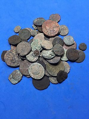 Lot of 61 Mixed Coins.