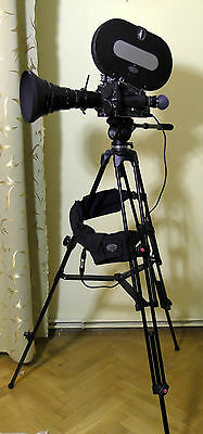 ARRIFLEX 16 M/B w/ ZOOM & CINEMASCOPE ARRI - FULL PACKAGE FILMING OUT OF THE BOX