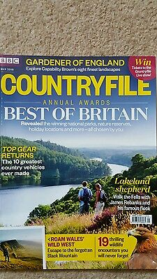 Countryfile Magazines May And June 2016 Read Once Only