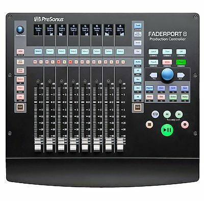 Presonus Faderport 8 Mix Production 8 Kanal DAW Controller