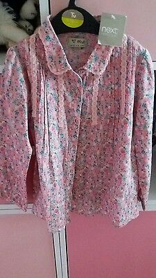 BNWT Next blouse 3-4 years