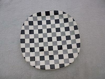 """J&G Meakin plate """"Checkmate"""""""