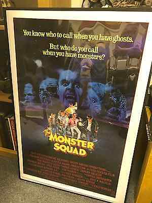 The Monster Squad, US One Sheet (1987) Andre Gower