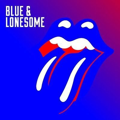 Rolling Stones ~ Blue & Lonesome ~ Heavyweight Vinyl Lp ~ Pre-Order ~ New/sealed