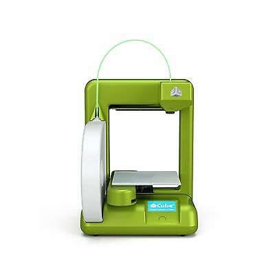 Cube 3D Printer 2nd Generation Green