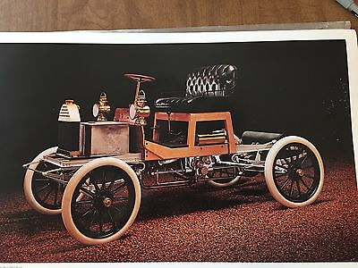 Twelve Old Buick Pictures Suitable for Framing Celebrating Buick 75th Anniversry