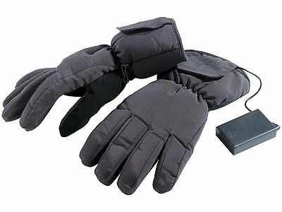 Electric heatable Gloves heated Hiking Size M heated Gloves