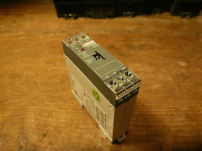 ABB CT-ERE Time relay, ON-delay 1c/o, 0.3-30s, 24VAC/DC 220-240VAC