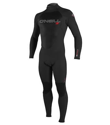 O'Neill Epic Mens 3/2mm Summer Wetsuit 2017 - Black