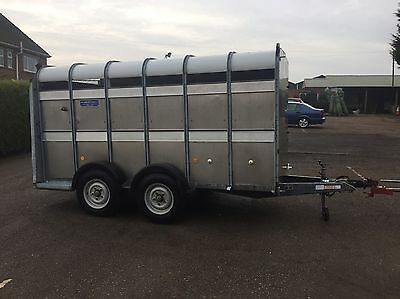 Ifor Williams Ta510-12 Livestock Trailer Sheep Pigs Cattle