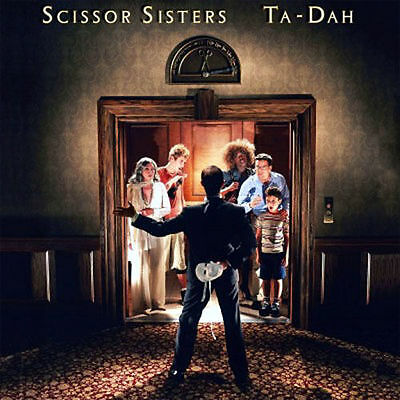 SCISSOR SISTERS ~ TA DAH! ~ 2 x 180gsm AUDIOPHILE VINYL LP ~ *NEW/SEALED*