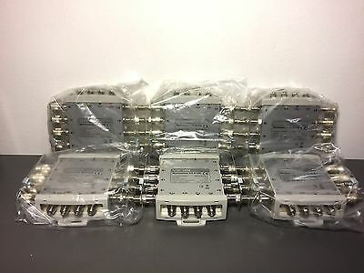 6x VISION V4-812G MULTISWITCH