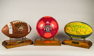 Trophy Display Stand For Your Collectable Ball