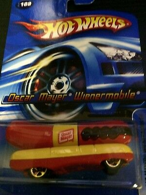 Hot wheels Oscar meyer weinermobile