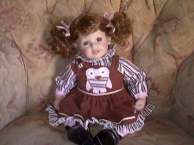 ADORA NAME YOUR BABY DOLL HOOT OWL 2009 On SALE!