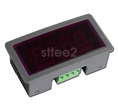 New RS485 Serial Port Meter RS485 LED Display PLC Communication MODBUS-RTU / ASC