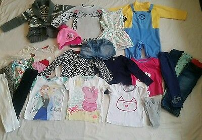 Girls Bundle Of Clothes - 2-3 Years - OVER 20  ITEMS !!