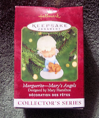 HALLMARK 2000 MARY'S ANGELS MARGUERITE #13 IN SERIES Christmas Gift