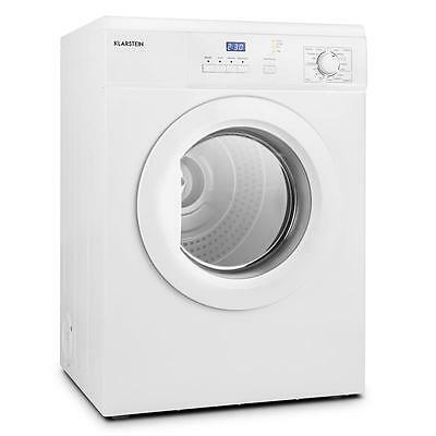 Vented Tumble Clothes Dryer Free Standing 6Kg Load Capacity German Design White