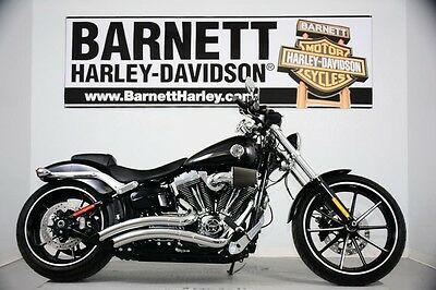Softail Breakout 2015 Used 2015 Harley-Davidson Softail Breakout FXSB Used Stock:16050A