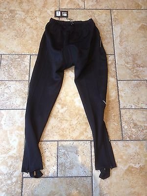 Karrimor Black Padded Cycling Trousers/tights Size M   Bnwt