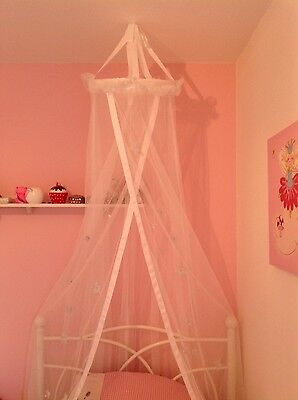 NEXT Fairy Sparkle Bed Canopy