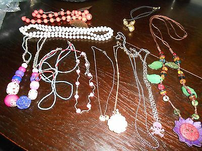 dress up jewellery necklaces for kids