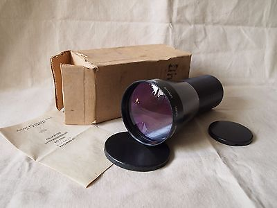 KO-140M  140mm f/1.8  Russian projection lens EXC!