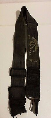 IDF Israel Army 2010s Commander Rifle Strap with Insignia + FREE GIFT