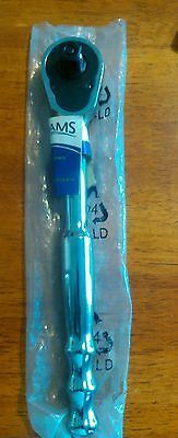 Williams 32001 1/2-Inch Drive Ratchet, 9-7/8-Inch, New, Free Shipping