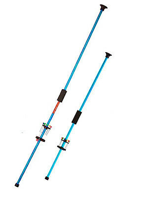 Blowgun caliber 0.4 inch / Zoll - Blow Gun with 155 cm or 112 cm - with 12 darts