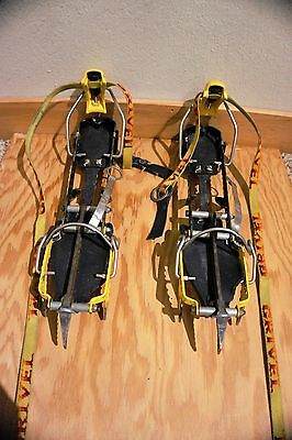 Grivel 11 Point Steel Crampons with toe and heel bails