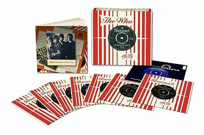 "THE WHO ~ BRUNSWICK SINGLES~ 8 x 7"" SINGLES VINYL BOX SET ~ *NEW AND SEALED*"