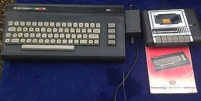 Vintage commodore 16 computer | Spares / Repairs. Black screen when tuned in