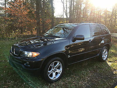 2006 BMW X5 3.0i Sport Package,Navigation,Winter Package 2006 BMW X5 3.0i Sport 3.0L,Low Mileage,Low Reserve,Warranty,Sport Package