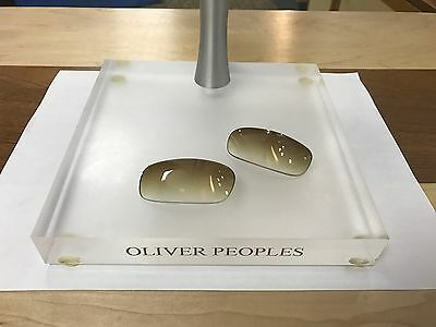 Oliver Peoples Bijoux Replacement Lenses Amber Fade