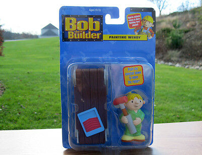 BOB the Builder WENDY Figure Toy Building Yard Playset More to choose