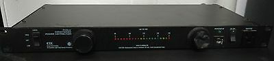 ETA PD9LV Conditioned power distributor rackmount with line voltage indicator
