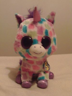 Ty Beanie Boos Wishful New With Tag 10 inches
