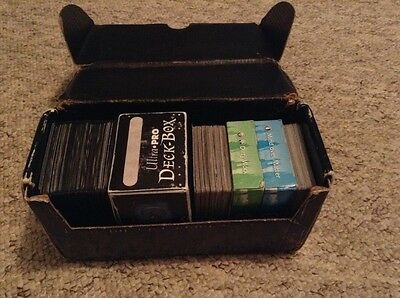 magic of the gathering over 200 card box
