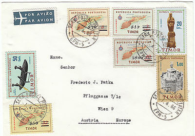 1966 Military cover EPM 5 to Austria