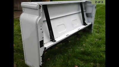 land rover defender double cab Hi cap 130 rear bulkhead new take off