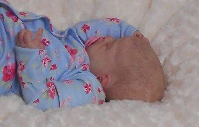 "Baby Bears Nursery ADORABLE Reborn BABY GIRL Doll NEWBORN ""BABY CHARLOTTE"""