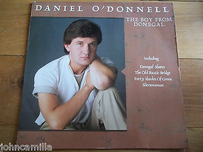 "Daniel O'donnell - The Boy From Donegal - 12"" Lp - Prism Leisure Corp - Ihlp4"