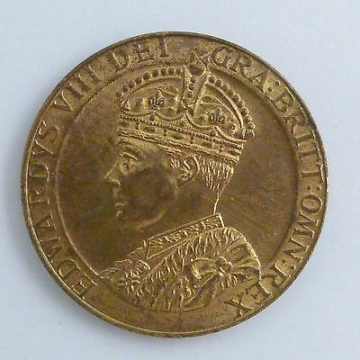 Rare Edward Viii Commemorative Coin For The Coronation That Never Happened